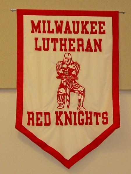 Mil. Luth Banner