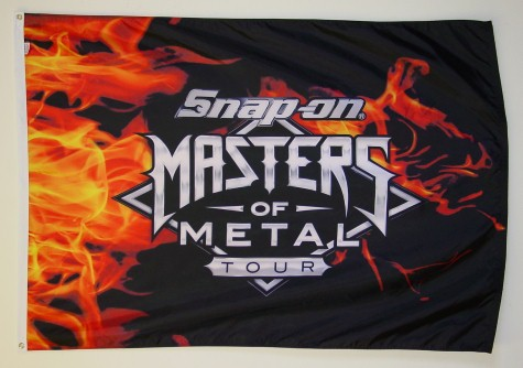 Snap On Masters of Metal Tour
