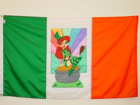 Ireland Leprechaun Girl