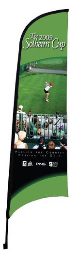 LPGA Wave Banner