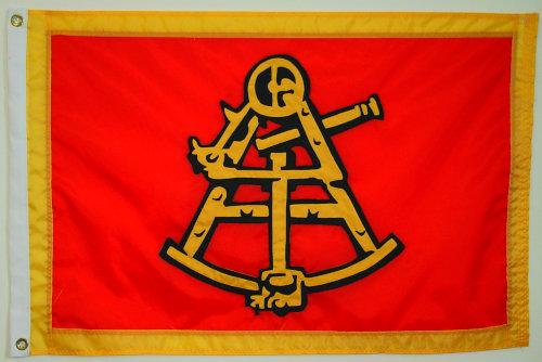 Sextant Flag