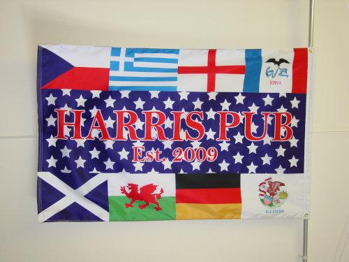 Harris Pub Reverse