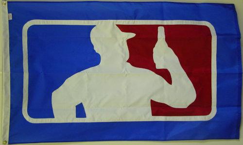 MLB Beer flag