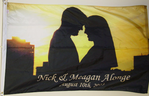Nick and Meagan