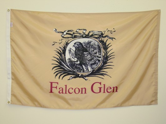 Falcon Glen - Digital Print Flag.JPG
