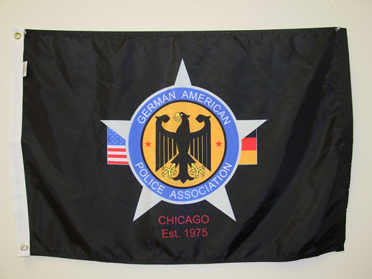 German American Police Association Custom Digital Print Flag.jpg