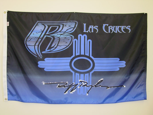 Las Cruces Ruff Ryders Custom Digital Print Flag.jpg