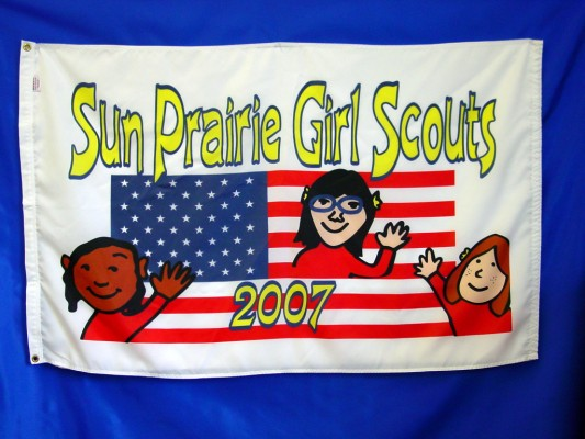 Sun Prairie Girl Scouts - Digital Print Flag.jpg