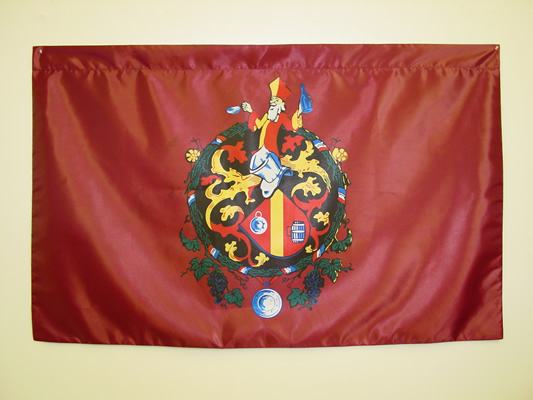Tastevin Custom Digital Print Flag on Satin.jpg