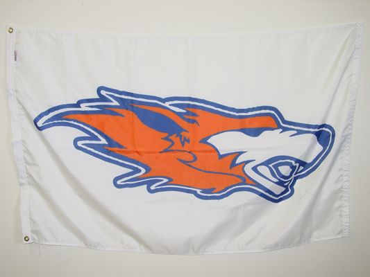 Wolf Head Custom Digital Print Flag.jpg
