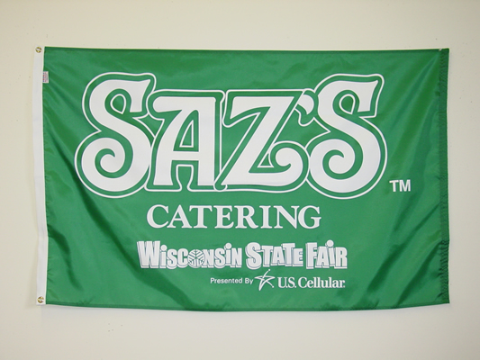 Sazs Catering on Green Screen Print Flag.jpg