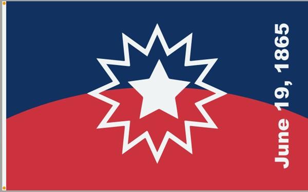 Juneteenth Nylon Flag