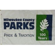 Milwaukee County Park Flag