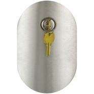 "Internal Halyard Flagpole Door (7""-12"")"