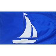 Sailboat (Blue) Flag