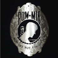 POW-MIA Steel Art