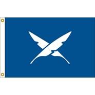 Secretary Officers Flag
