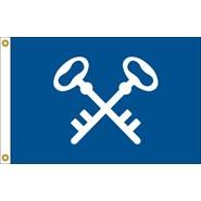 Quartermaster Officer Flag