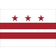 District of Columbia Nylon Flag