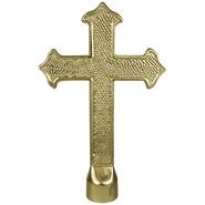 Metal Fancy Cross with Ferrule