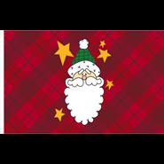 Country Santa Flag