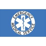 EMS 3x5' Flag