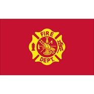 Fire Department 3x5ft flag
