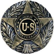 U.S. War Veteran Marker
