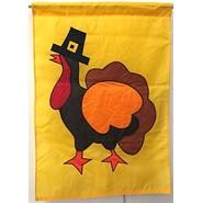 Turkey 28x40in Applique Banner