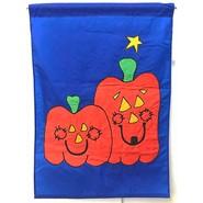 Pumpkin Patch 28x40in Applique Banner