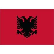 Albania Nylon Flag