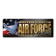 Air Force Retired Magnet