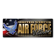 Air Force Veteran Magnet