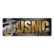 USMC Retired Magnet