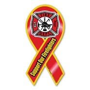 Support Our Firefighters Magnet