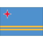 Aruba Nylon Flag