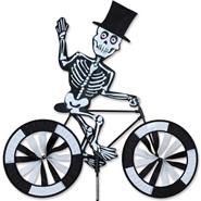 Skeleton Bike Spinner