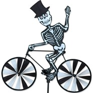 Skeleton Bike Spinner 20in