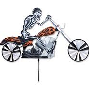 Skeleton Chopper Spinner 28in