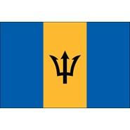 Barbados Nylon Flag