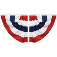 U.S. Nylon Half Fans 3x3ft