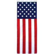 U.S. Economy Poly-Cotton Pulldown 18x48in