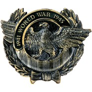 World War II Thermoplastic Memorial Marker