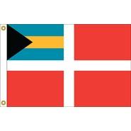 Bahamas Merchant Flag