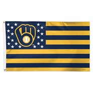 Milwaukee Brewers Nation 3x5ft Flag