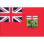 Manitoba 3x5ft Flag