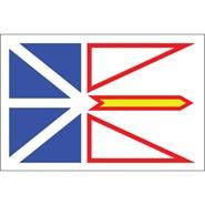 Newfoundland 3x5ft Flag