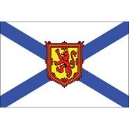 Nova Scotia 3x5ft Flag