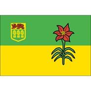 Saskatchewan 3x5ft Flag
