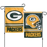 "Packers 2-Sided 12.5""x18"" Garden Flag"